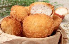 Ma quanto sono buone le Crocchette di Pollo (Nuggets di Pollo)? Ecco la mia ricetta per prepararle in casa, molto più buone e sane di quelle del fast food!!