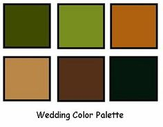 Wedding Color Idea - Palettes of Color Combinations for Flowers... pretty floral on this link