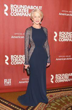 Stunning dress. And stunning actress! #HelenMirren