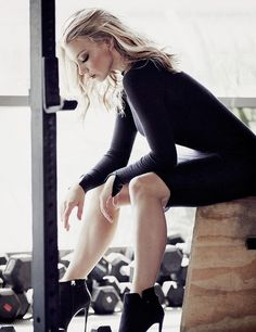 Natalie Dormer photographed by Eric Ray Davidson for Women's Health - November 2015
