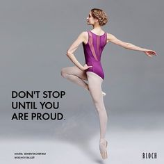 Morning #Motivation: Don't stop until you are proud. #inspiration