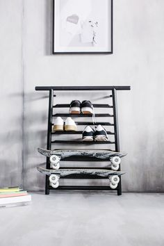 IKEA has launched its first skateboard, as part of a series of furniture and clothing items influenced by street culture in Southern California.