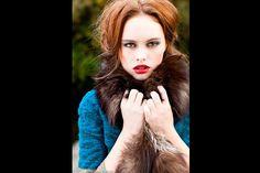 Redrose#hair#zoekramer#fashion