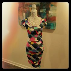 Dress! *Never worn!! This is a fun form fitting dress, very cute!  Never been worn. Dresses