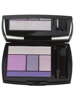 This Lancôme eye-shadow palette with five purple shades give a serious color payoff and feel silky smooth on skin.