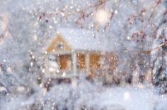 behind the curtain of snow... by antoninakuznetskaja via http://ift.tt/2h2iPCi