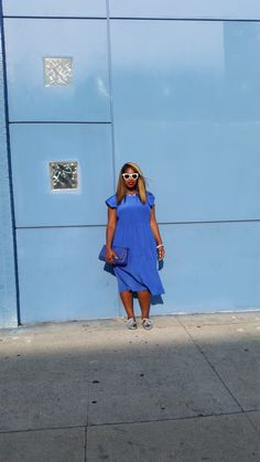 In My Joi: Thrift Store Score: About Blue #MCBeautyRoadShow