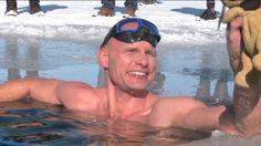 Stig Severinsen - Guinness World Record - Longest Freedive Under Ice (23...