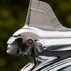 Hood Ornaments  #HoodOrnaments  #Pontiac  #BigChief  #Cars  #Kamisco