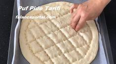 Puf Pide Tarifi | Falanca Kadın Portalı Pizza, Dairy, Cheese, Cooking, Desserts, Food, Islam, Pastry Recipes, Desert Recipes
