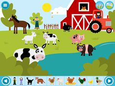 Schoolhouse Talk!: Love It and List It - Language Apps. All of the apps listed in this post are perfect for targeting language skills with the preschool crowd! They are engaging, fun, and some are free!