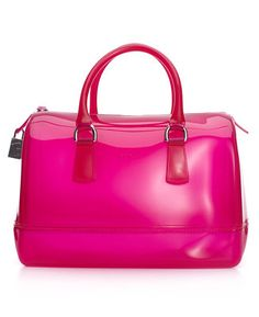 Furla Candy Bauletto Satchel - Handbags & Accessories $248.00 - Macy's