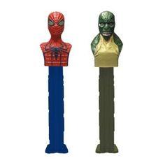 PEZ Candy Spider-Man PEZ Dispenser Party Accessory:Amazon:Toys & Games