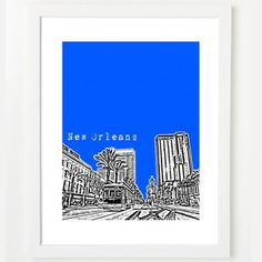 I want this print too! I have such a soft spot for this city.