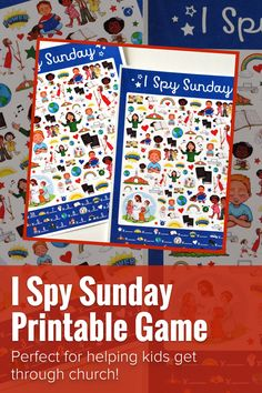When the kids start getting restless and bored, this I Spy game will help them remember why church is important. All while having fun. Download now! #ISpyPrintables #SundayPrintables #MinisteringPrintables #Ministering #LatterDaySaint #LDSprintables Sunday Activities, Primary Activities, I Spy Games, Lds Primary, Struggle Is Real, Family Night, Children Images, Halloween Games, Latter Day Saints