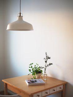 Minimalistinen keittiön lamppu | 365 days with Ida