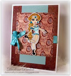 Dar's Crafty Creations: Once Upon a Time . . .