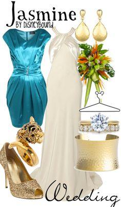 Jasmine Wedding