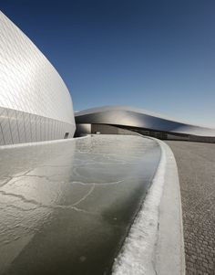 Denmark's new National Aquarium named The Blue Planet, designed by has won the Display Award at the prestigious World Architecture Festival (WAF). Oscar Niemeyer, Blue Planet Aquarium, Planet Pictures, World Architecture Festival, Modern Architecture, Amazing Architecture, Amazing Aquariums, The Blue Planet, Living In London
