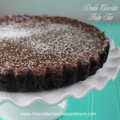 Double Chocolate Fudge tart-an Oreo Cookie Crust filled with decadent creamy fudge filling I don't get a lot of magazines delivered anymore. Just too expensive. But back the end of October,For the Mommas, posted on Facebook about a magazine deal. I don't remember exactly what the post was but it was good enough to make...