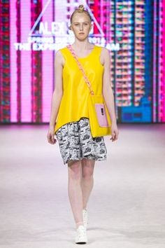 Catwalk photos and all the looks from Alex S Yu Spring/Summer 2016 Ready-To-Wear Vancouver Fashion Week