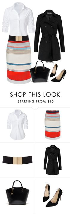 """""""No. 557 - At the Office"""" by hbhamburg ❤ liked on Polyvore featuring Steffen Schraut, Paul Smith, ONLY and Carla Ferreri"""