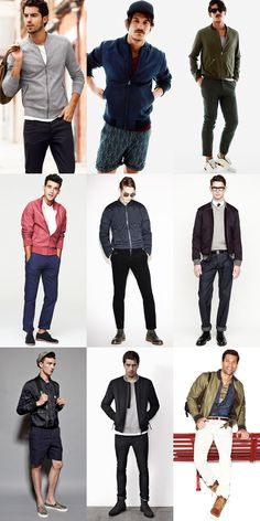 SS13 Bomber Trend, how to.