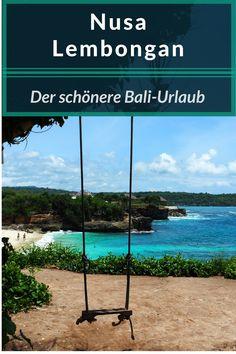 Nusa Lembongan hat traumhaftere Strände und schönere Orte zum Schnorcheln und Tauchen als sie hat Bali. Auf Nusa Lembongan kannst du den besseren Bali-Urlaub machen!