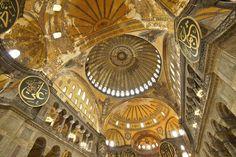 Hagia Sophia Dome.