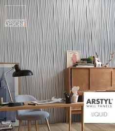 ARSTYL® Wall Panels LIQUID