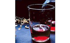 Nigel Slater recipes: Sloe gin with baked fruits