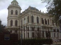 Villa Hortensia familia Puccio 1876 Rosario Prov. de Santa Fe.