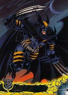 Dark Claw (Logan Wayne)
