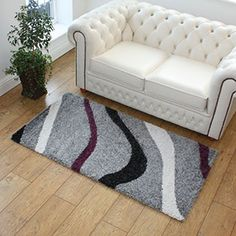 Elan #rugs feature a luxuriously soft twist pile in a range of sophisticated contemporary designs & colourways. Woven in Belgium from 100% polypropylene for ease of cleaning & hard wear.  From £54.95