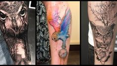 60 Best Owl Tattoo Designs | TattooBlend