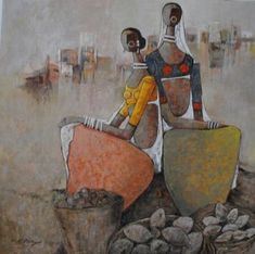 Mural Painting, Figure Painting, Composition Drawing, Indian Art Paintings, Indian Artist, Dance Art, Mandala Art, Asian Art, Female Art