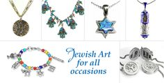 Judaica Beautiful    Nothing specific pinned from here - just like many of their things