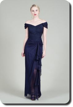 Tadashi Shoji Off Shoulder with Embellished Design Ladies Evening Wear, Designer Cocktail Dress, Cocktail Dresses, Best Party Dresses, Evening Dresses, Formal Dresses, Tadashi Shoji, After Dark, Fashion Company