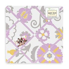 lavender and green toddler bedding - Google Search