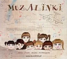 Muzalinki - Various Artists Various Artists, Little Ones, Place Cards, Place Card Holders, Poster, Billboard, Toddlers