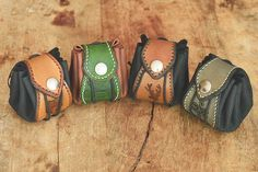 Leather Pouch, Leather And Lace, Leather Purses, Steampunk Machines, Crea Cuir, Leather Design, Leather Accessories, Leather Working, Leather Fashion