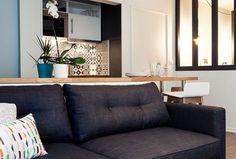 Canapé de relaxation électrique places orlando conforama