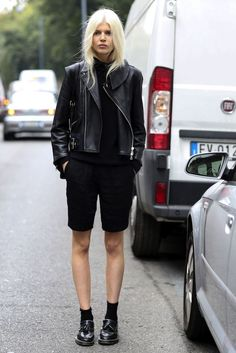 Models Off Duty in Europe Spring 2015