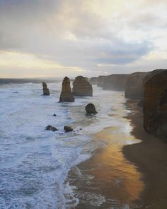 Take me back to #australia please... Took this picture of The Twelve Apostles on The Great Ocean Road almost 2 years ago... Miss my life as it was there...  Happy #australiaday2016 #greatoceanroad #twelveapostles #ocean #australian #memories #sad #missingaustralia #throwback #australiaday #mate #melbourne #downunder #straya #vic #greatoceanroadtrip #12apostles #happyaustraliaday #happystrayaday by me_myself_ade http://ift.tt/1ijk11S