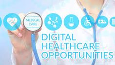 Digital Healthcare: What Are the Opportunities? Medical Field, Medical Care, Digital Citizenship, Health And Wellbeing, Physics, Opportunity, Health Care, Student, Purple Haze