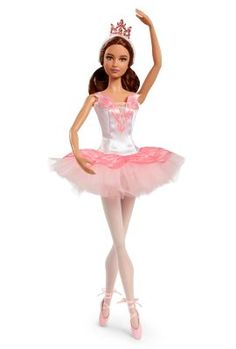 2016 Ballet Wishes® Barbie® Doll – Hispanic   The Barbie Collection