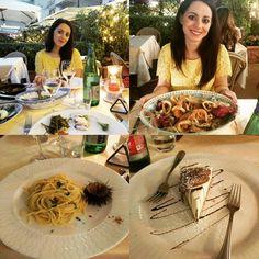 Cena alla Romantica di Ischia...ottimo ed elegante ristorante merita davvero #ischia #love #italy #roma #napoli #sardegna #sorrento #trucco #benefitcosmetics #visagista #trucco24h #calabria #kryolan #mac #solomakeupprofessionale #portici #truccatrice #lipstick #relax #life #like4like #rimini #ischiagram #sea #beautiful #esserebellenellasemolicità #capri #instagood #oggiseiunastar #likeforfollow by mandrake8510