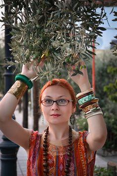Olive tree Olive Tree, Ethnic Fashion, Boho, Inspiration, Outfits, Beauty, Style, Biblical Inspiration, Swag