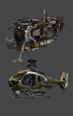"ArtStation - ""Call of Duty: Ghosts"" Vehicles, Taehoon OH"