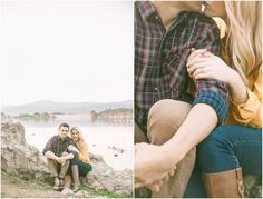 Caitlyn & Dane {San Dimas Engagement Session by Brittanee Taylor Photography} » Brittanee Taylor Photography